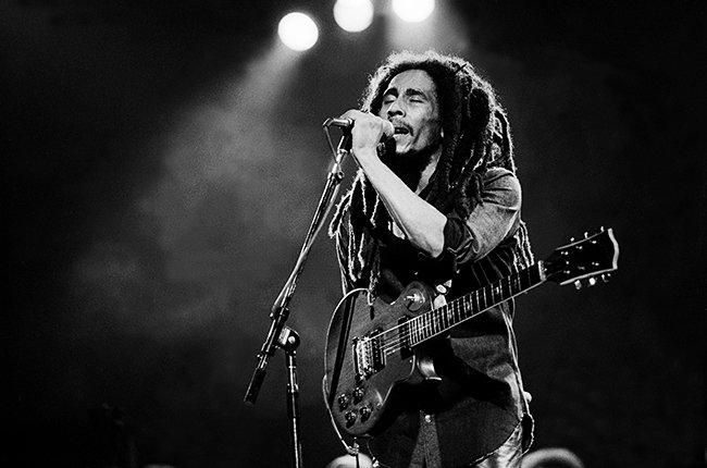 Happy birthday, Bob Marley!