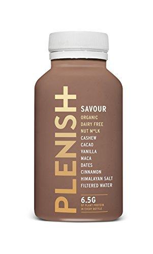 Plenish Detox Cleanse Raw Organic Dairy Free Cashew Nut Milk – Savour(250ml)...