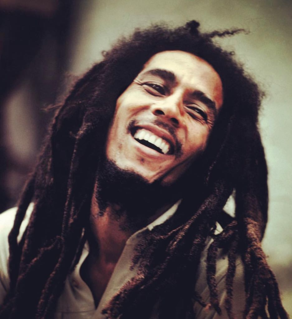 Happy 73rd Birthday to our legend Bob Marley