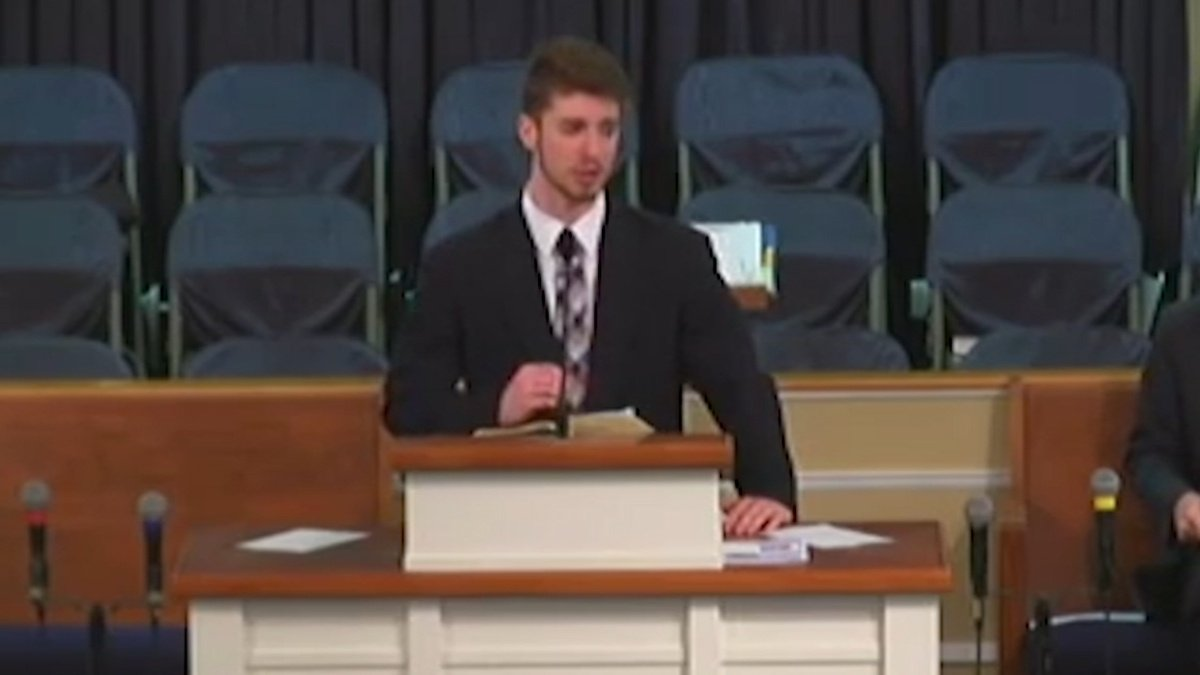 College student from Trussville found dead in Tennesse; church shares video of final sermon