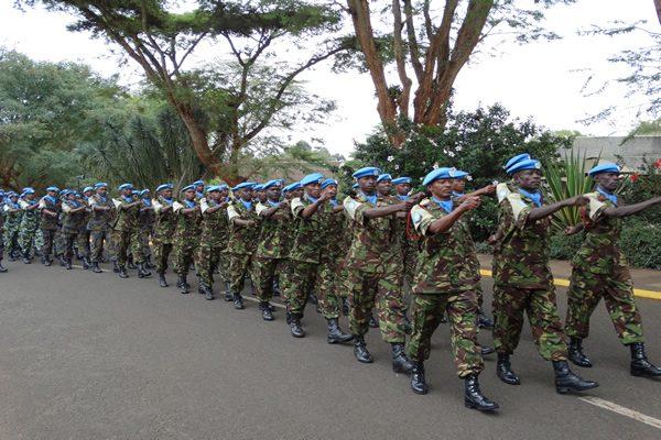 Samburu women banned from ongoing military recruitment drive