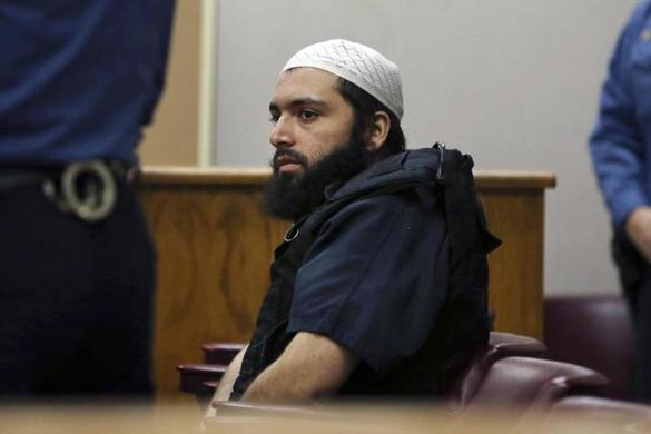 Bomber sentenced to 2 life terms for Manhattan attack