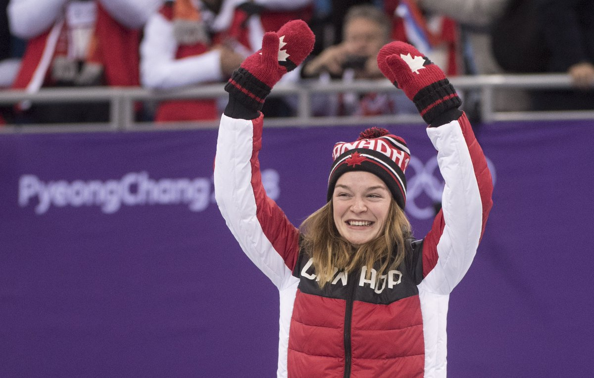Boutin threatened on social media after bronze-medal win