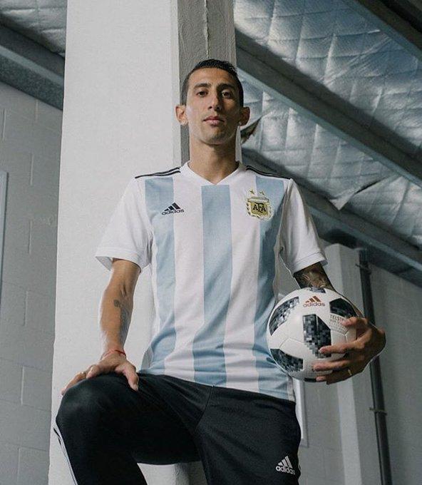 Feliz cumpleaños//Happy Birthday to Argentine player Ángel Di María!!