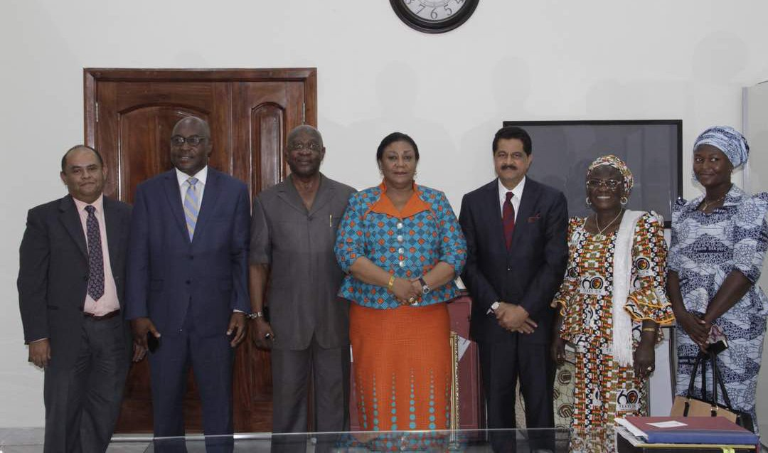 Thumbay Group Calls On First Lady