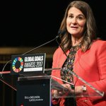 Melinda Gates: Trump's proposed budget is 'misguided' when it comes to global health and development