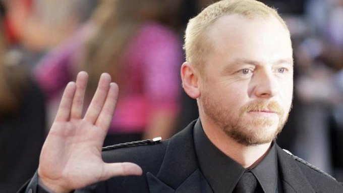 Happy 48th Birthday        Simon Pegg Pegg News 14 February 1970