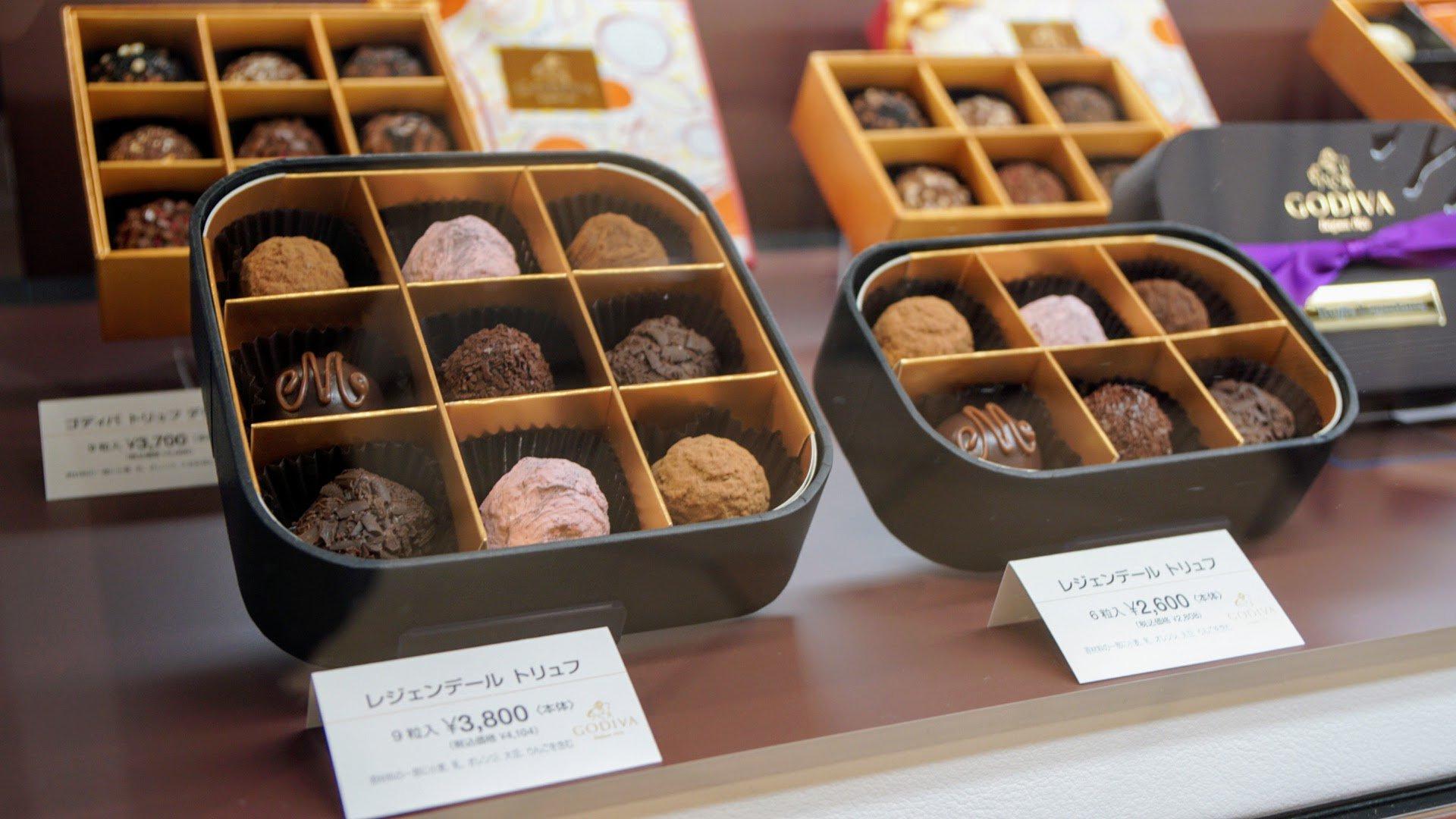 Godiva's dig at obligatory Valentine's chocolates stirs debate in Japan https://t.co/EwJlIo9LjY https://t.co/IxL9WHfLZG