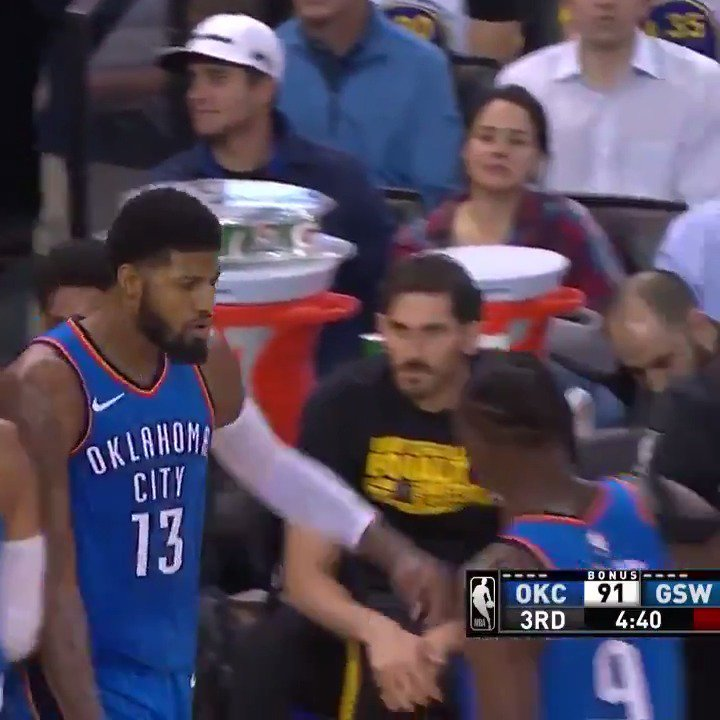 .@Yg_Trece (38 PTS) & @russwest44 (34 PTS) put on a show last night! �� https://t.co/V2aUk29WFW