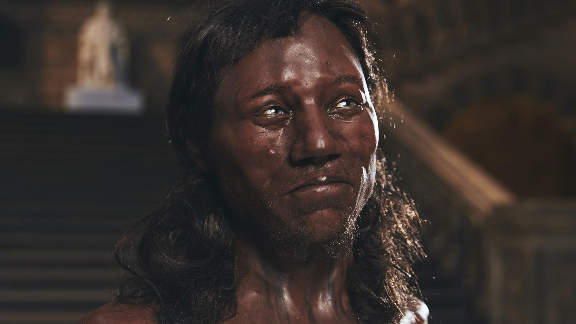 Scientists reveal 10,000-year-old British man had dark skin and blue eyes https://t.co/V95Z2HVnUD https://t.co/hJhunvNM0Q