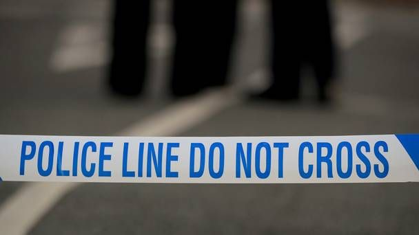 Two people arrested on suspicion of murder after baby girl's death