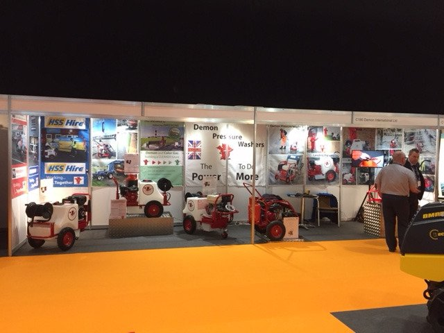test Twitter Media - The @ExecHireShow is well under way at @RicohArena David & Martyn are on stand C190 so come along and see us! #cleaning #hirecompanies #pressurewashers #lpg #greencleaning https://t.co/w5AioESH7j