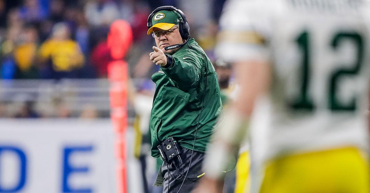 Longtime #Packers assistant coach James Campen goes the extra mile for his players.  ��: https://t.co/Qcd4E9VjRZ https://t.co/VFTgMlo9j9