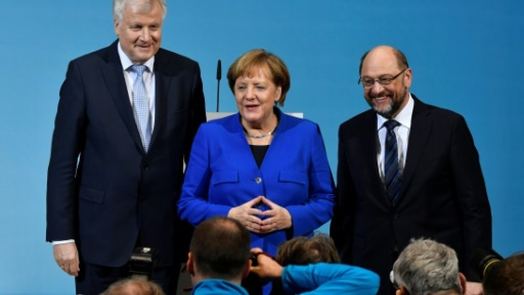 Key moments in Germany's political stalemate
