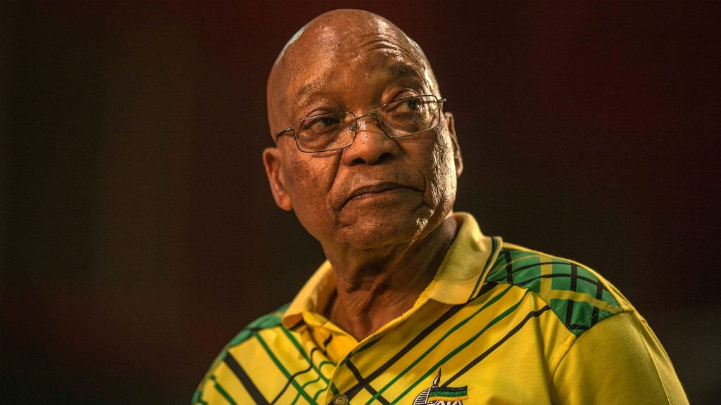 End game nears for South Africa's Jacob Zuma