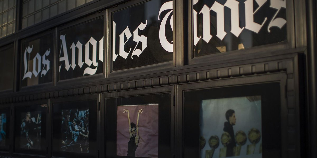 Los Angeles Times sold to local billionaire for $500M