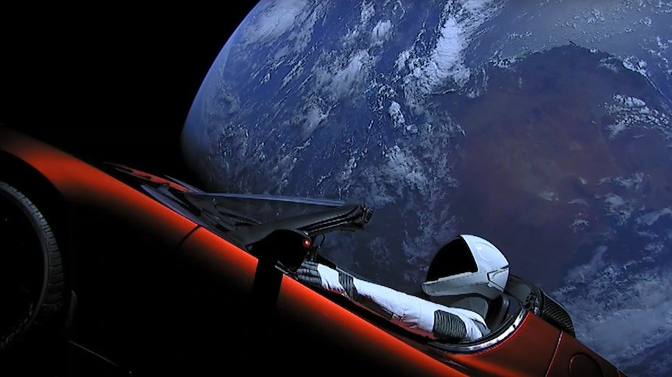 All of Twitter's best reactions to @SpaceX's amazing #FalconHeavy launch https://t.co/cltn4ncvN5 https://t.co/f637tRkuK1