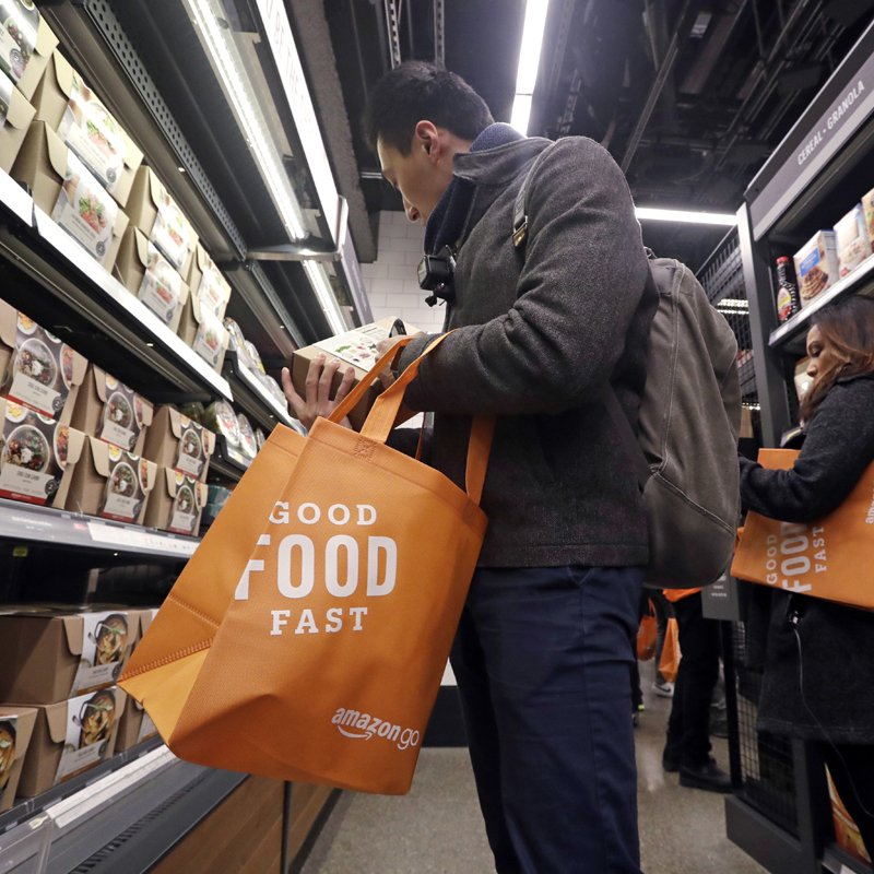 La experiencia de compra a Amazon Go https://t.co/CffvbbT0cG