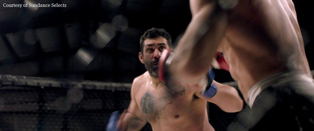 'The Cage Fighter': Kent man's need to be in the ring brings pain