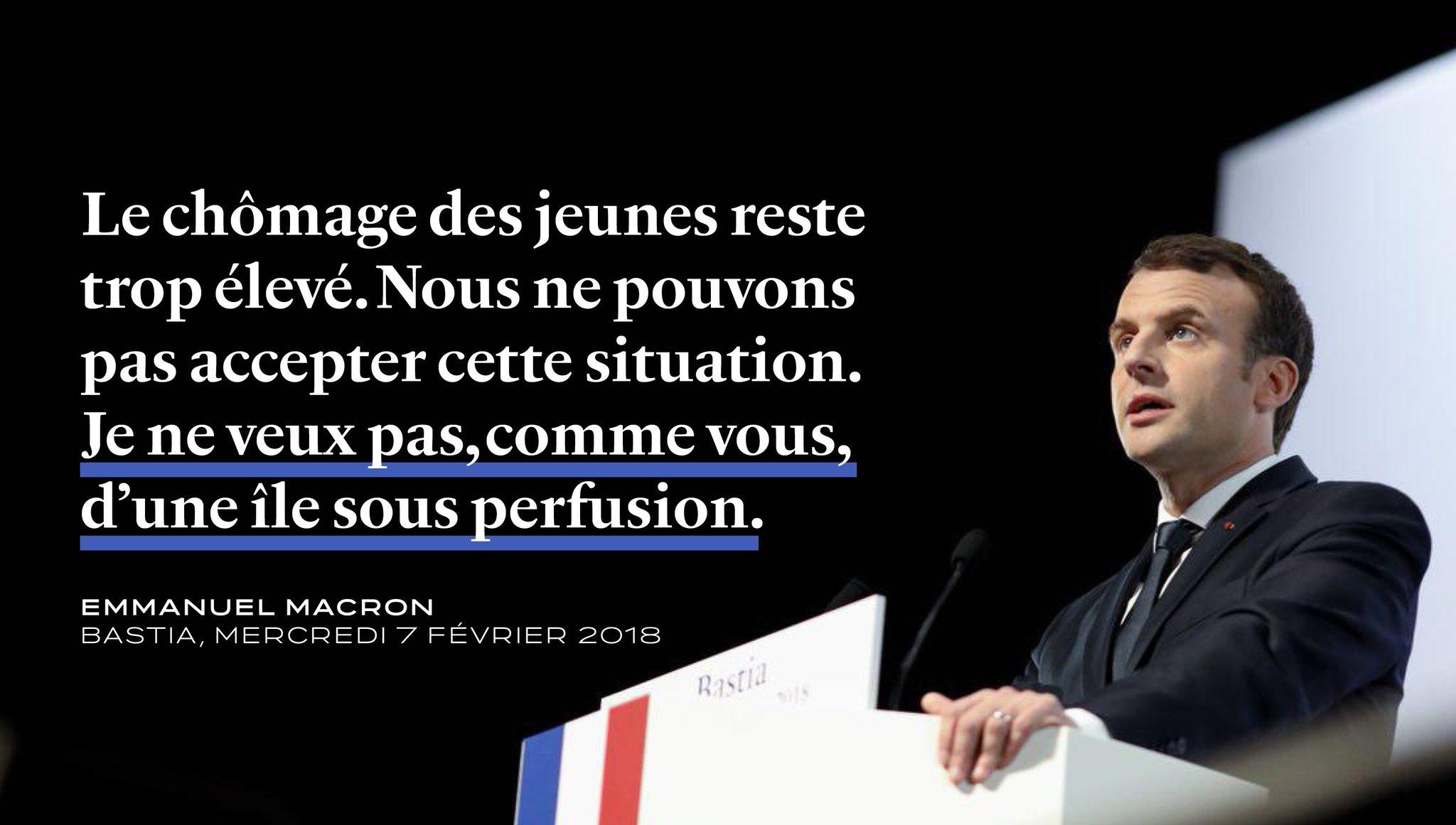 Le défi de la Corse est économique et social. https://t.co/JMdWxi2jlS