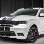 'Hellcat SUV' Durango SRT adds racing stripes