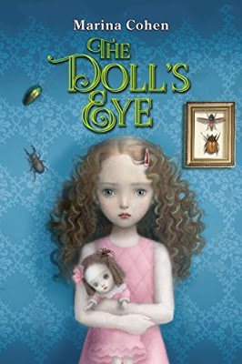 With Love for Horror Books: The Doll's Eye by Marina Cohen