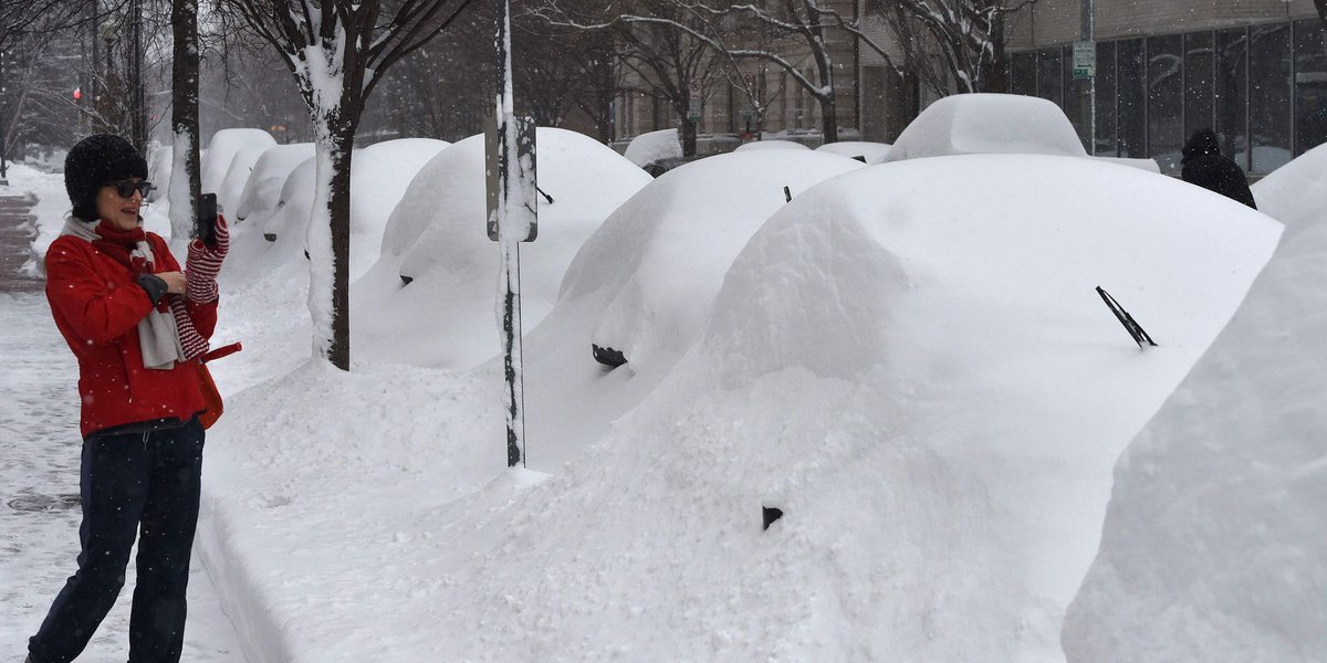 5-9 inches of snow to hit Detroit for morning rush hour Friday