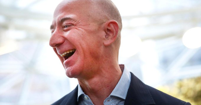 Jeff Bezos wishes his 4th grade teacher happy 80th birthday via sweet video