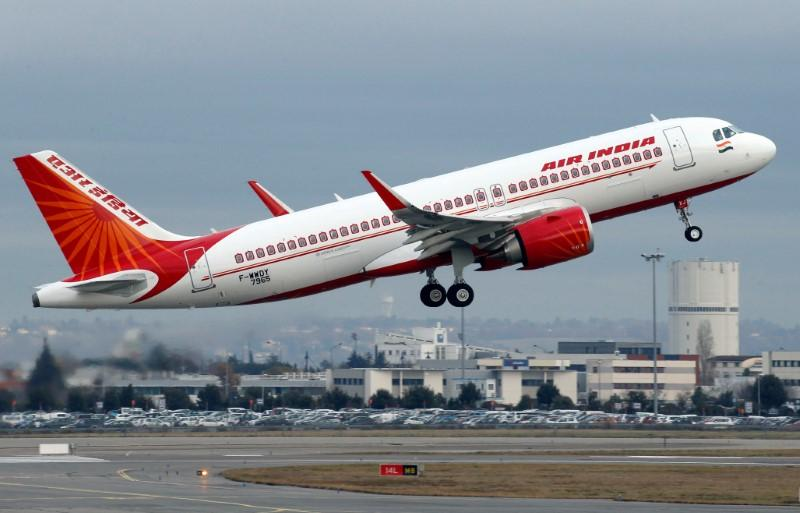 Air India asks to fly over Saudi Arabia on planned Israel route