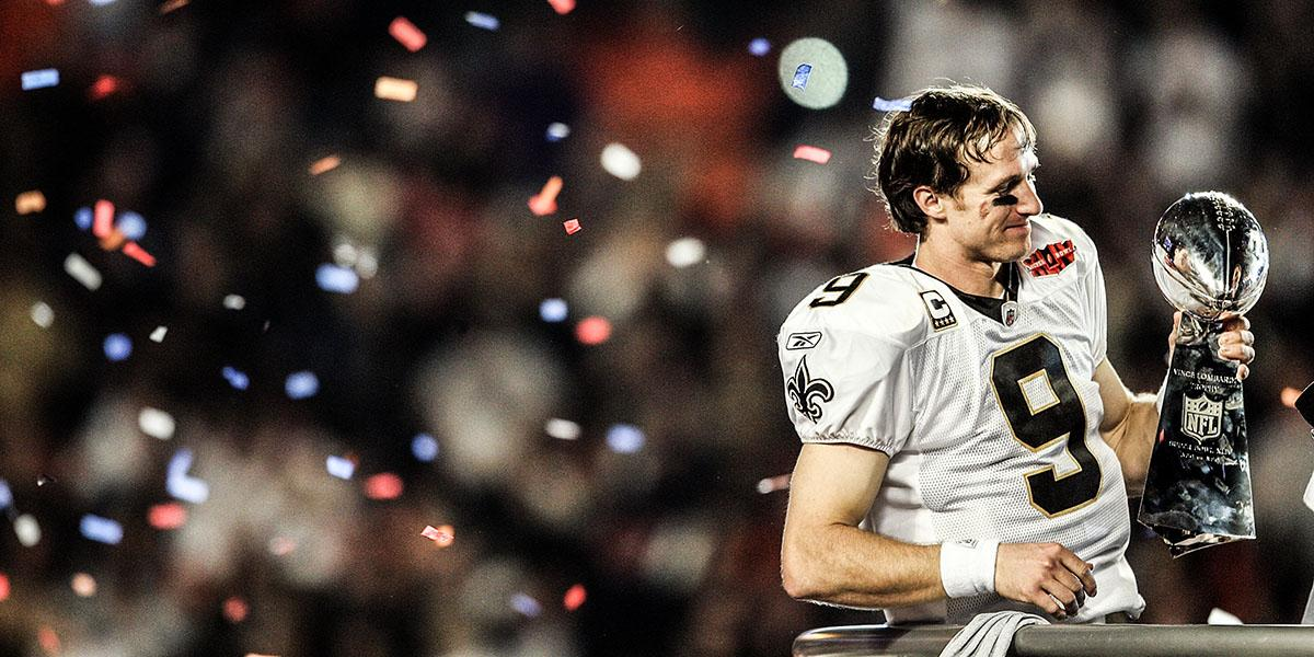 #OnThisDay in 2010, The @Saints won their first ever Super Bowl! https://t.co/w4yE6hrYEb