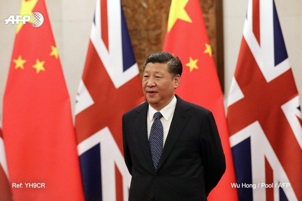 Presidente chino expresa voluntad de visitar Uruguay y ampliar cooperación