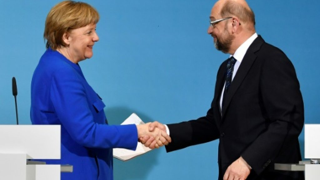 Merkel 4.0: main points in coalition pact