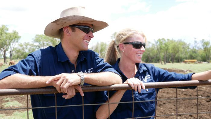Queensland farmers looking to wind farms for drought relief