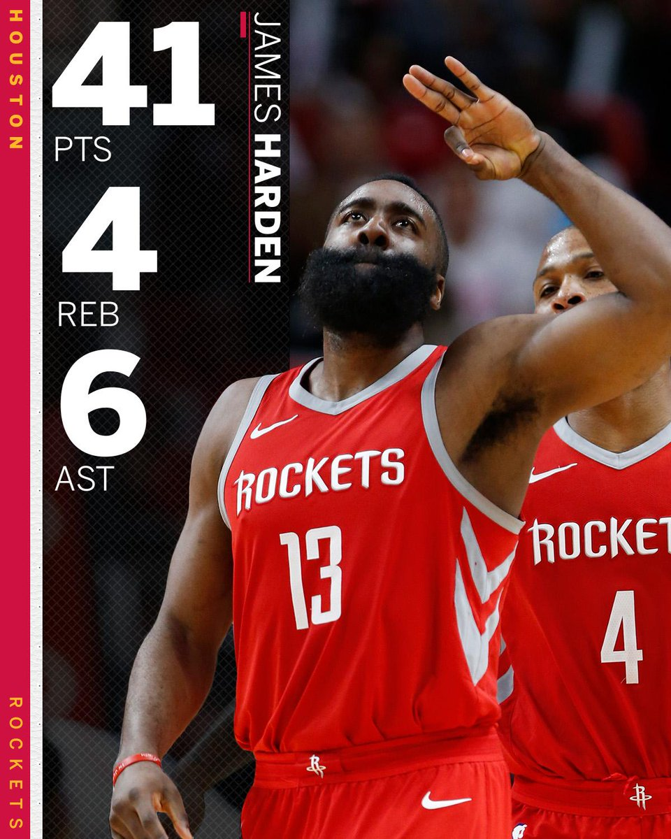 James Harden Has More 40-point Games Than Anyone In The