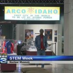 Students learn from STEM professionals at local museum