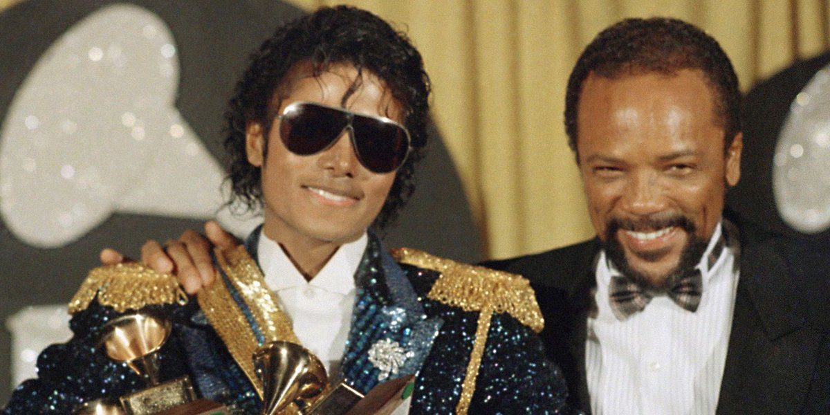 What Quincy Jones said about Indiana native Michael Jackson