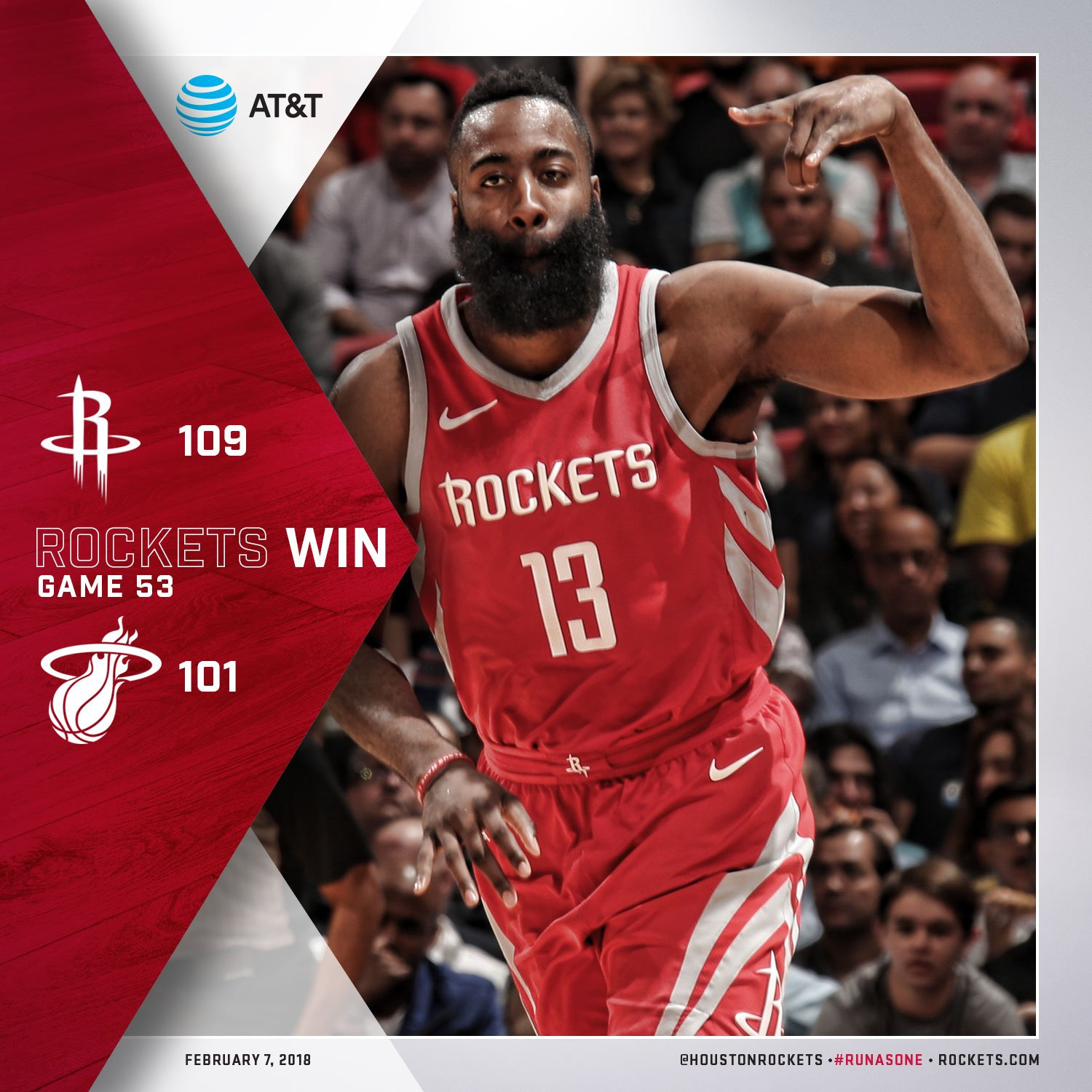 Undefeated road trip ✔️  @JHarden13 41pts/6ast @CP3 24pts/7ast https://t.co/f6CHEQbX1T