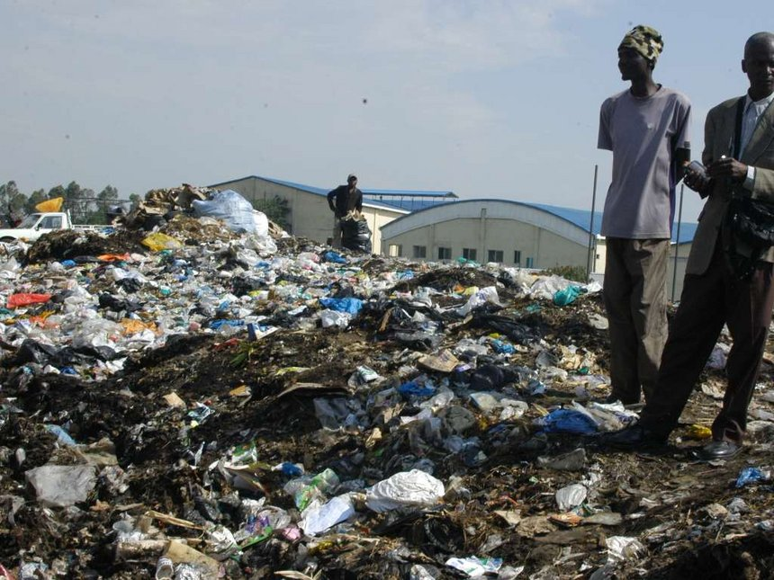 Kisumu starts relocation of solid waste from Kachok to new dumpsite in Kajulu