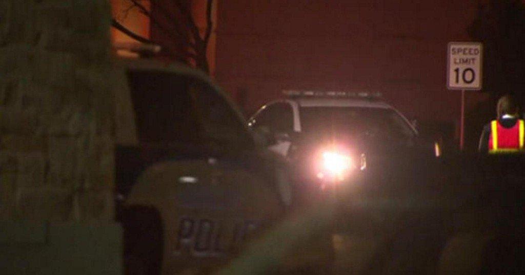 Officer shot dead outside Dallas, suspect in custody after standoff
