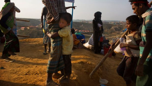 Military silently starving and abducting Rohingya, Amnesty finds