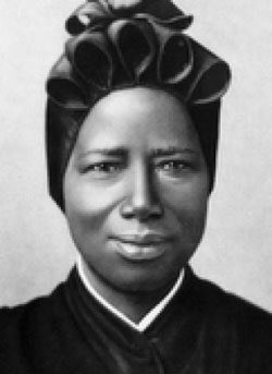 test Twitter Media - Click on this inspiring story: https://t.co/Nxhwkkj95L. Today we honour St Josephine Bakhita. Please say a prayer to her for the many victims of human trafficking. https://t.co/DwY7US6uvM