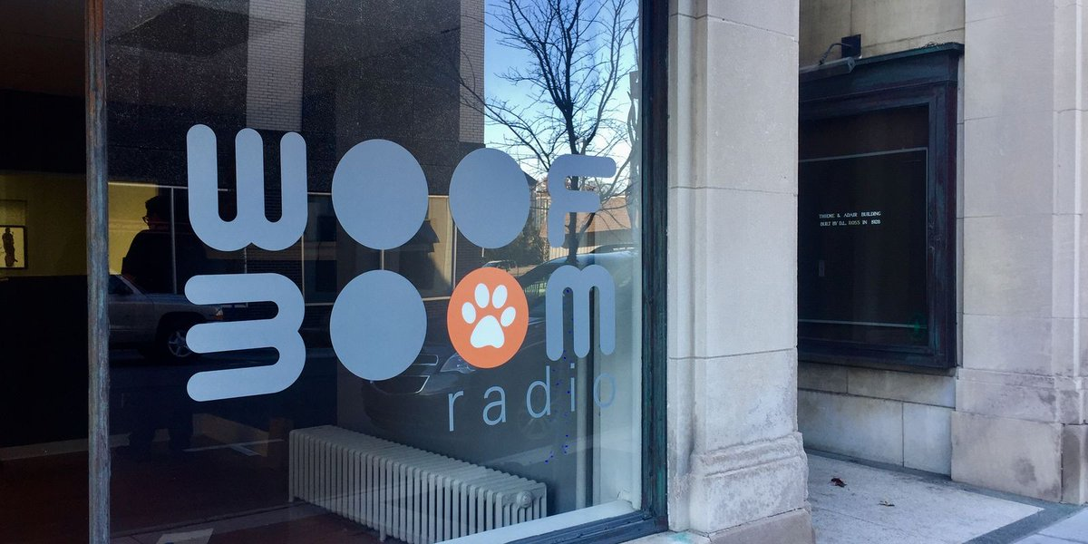 Woof Boom Radio signs on in Lafayette