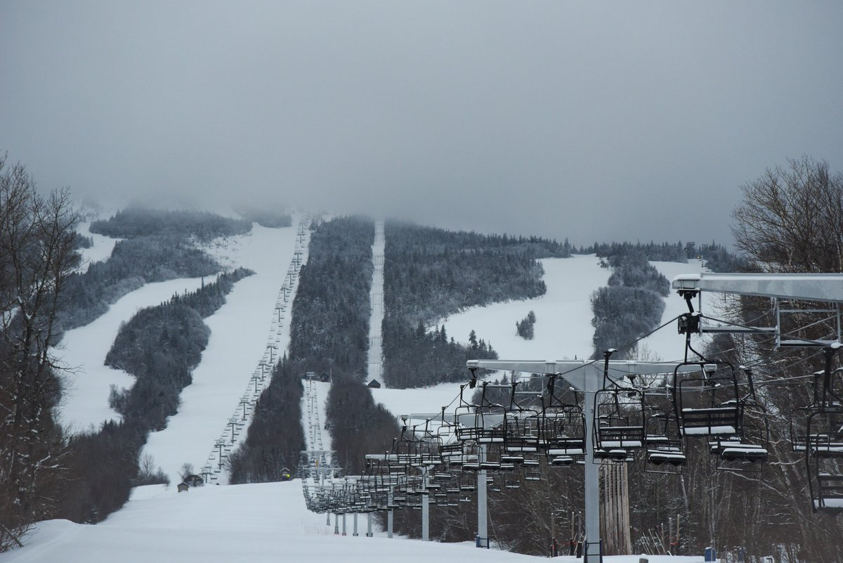 RT @SugarloafMaine: 12 inches of blower = good ole Sugarloaf powder day! #theloaf #powday https://t.co/kKETnwaRG6