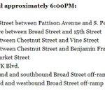 Parking information, street closures for Philadelphia for Eagles Super Bowl parade