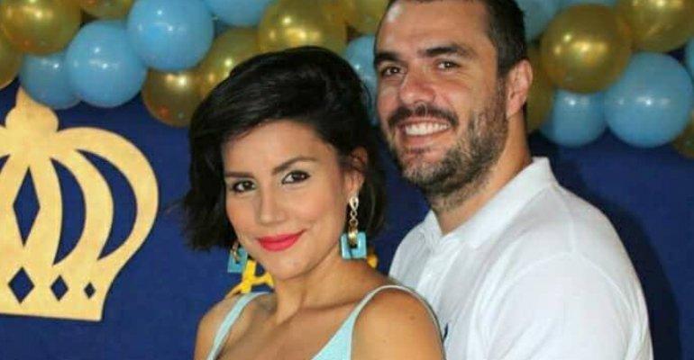 Daniel Saullo. Foto do site da Caras Brasil que mostra ExBBB Daniel Saullo escreve depoimento emocionante sobre os filhos na UTI