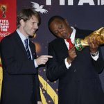 Fifa World Cup Trophy expected in the country on February 26
