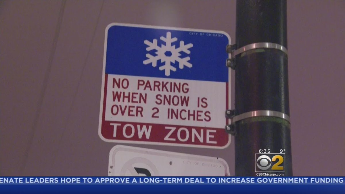 Winter Storm Could Dump 10+ Inches In Chicago Area
