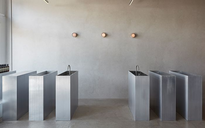 Inspired minimalism in Dallas, Texas: Aesop Bishop Arts now welcomes your visit: https://t.co/qhQdxWabZW https://t.co/PoLVI2Vk0N