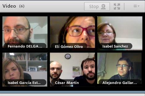 Esta tarde videoconferencia de profesores españoles en el proyecto #WomenInScience  @eTwinning_es con @DelgadoTFer @ticitec @alegallardo28 @iesifach @juanfisicahr @quique_cama César Martín Isabel Sánchez. Este proyecto tiene mucha vida https://t.co/AsmlHA6Yw2