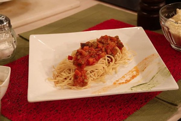 te gusta la comida italiana? entonces descubre la receta que hoy nos ...